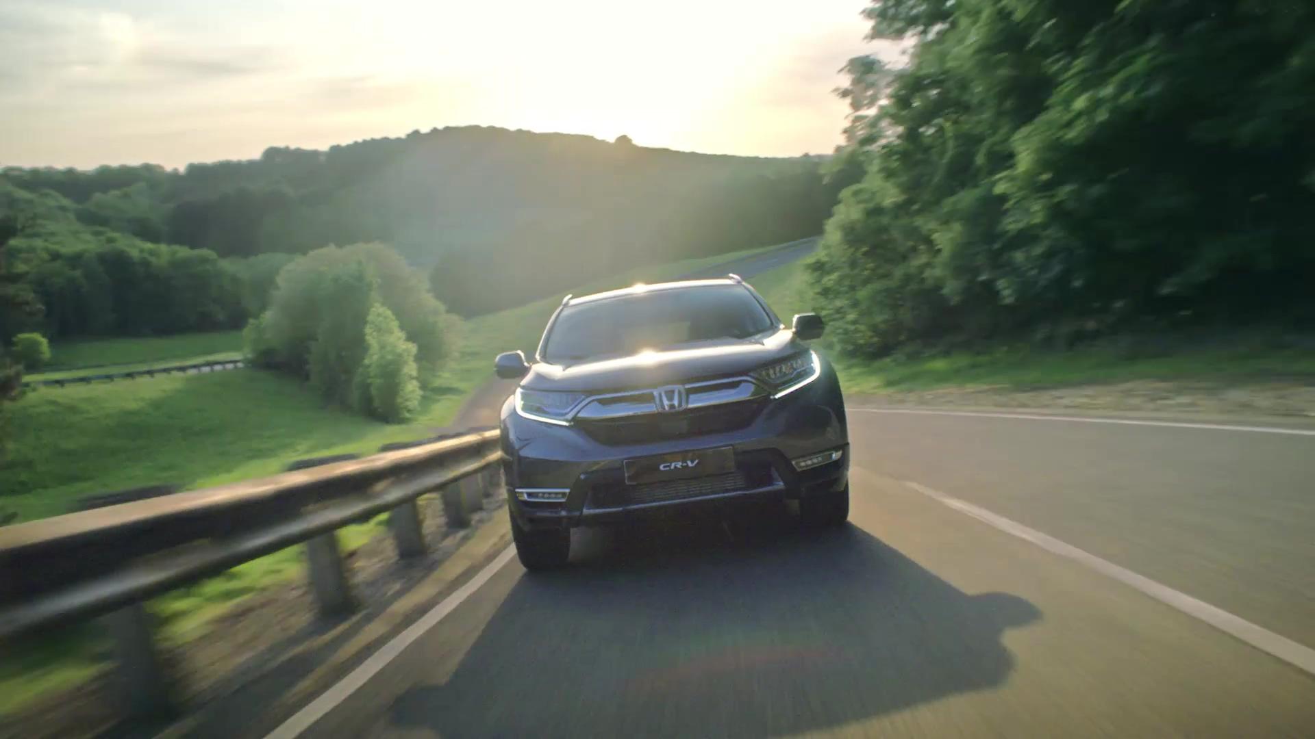 Honda Sensing Technology - Film02, RDW_TSR_UK_Master