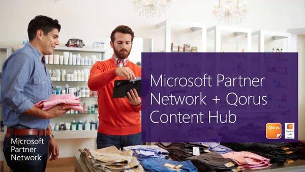 Microsoft Partner Network   Qorus Content Hub
