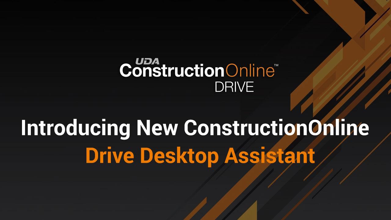 COL Drive Desktop Assistant