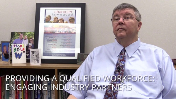Dr. Jack Irion - Providing Qualified Students