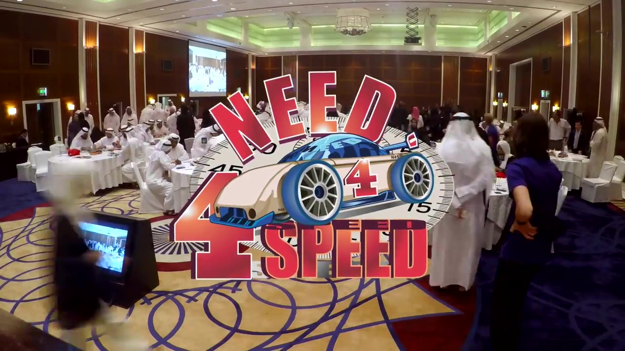 Need 4 Speed Teambuilding Event
