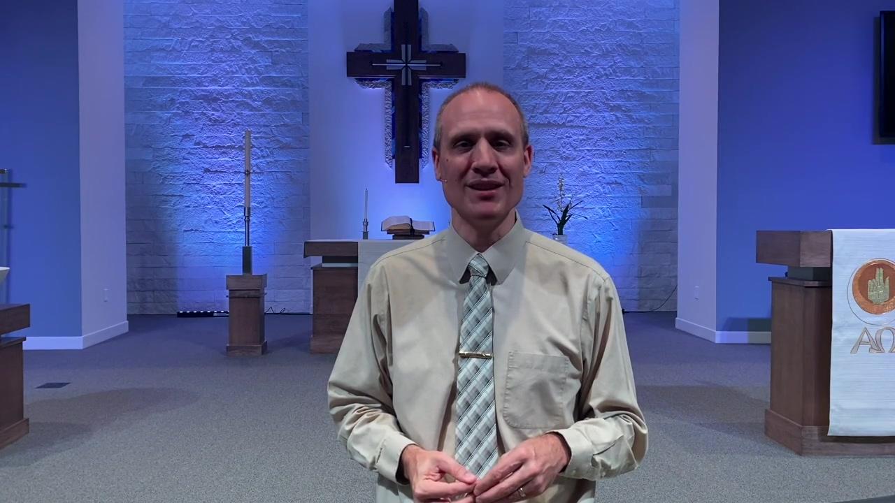 Pastor Mark Dahn