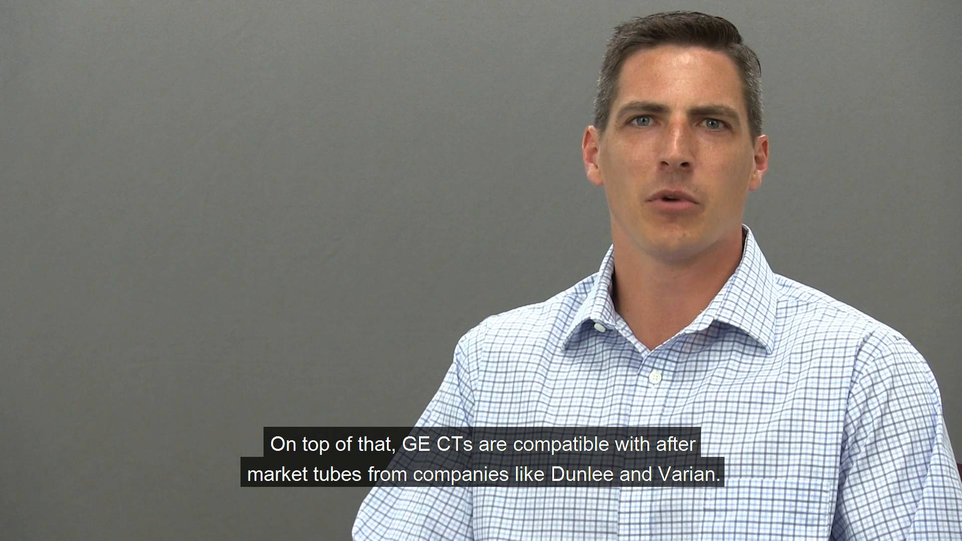 Why Buy a GE CT Scanner?