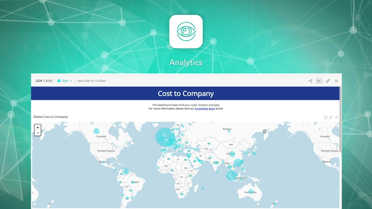 Payroll Gross to Net for All Countries in One Dashboard