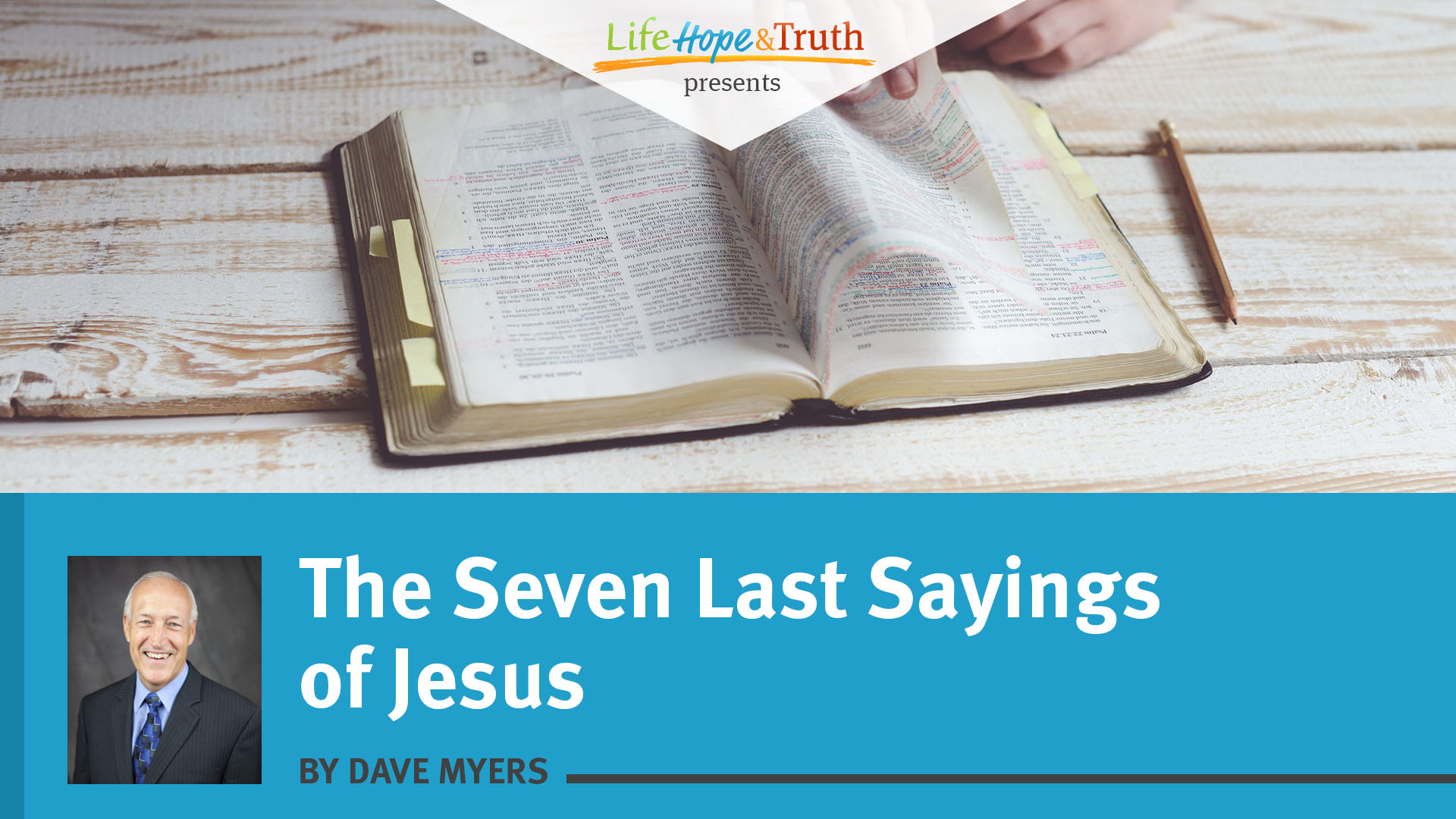 The Seven Last Sayings of Jesus
