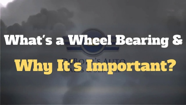 Whats a Wheel Bearing and Why Its Important_