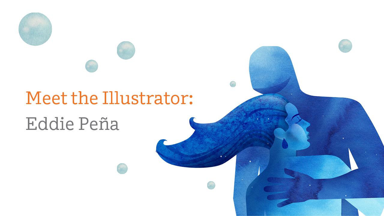 Eddie Peña_ Meet the Illustrator Video