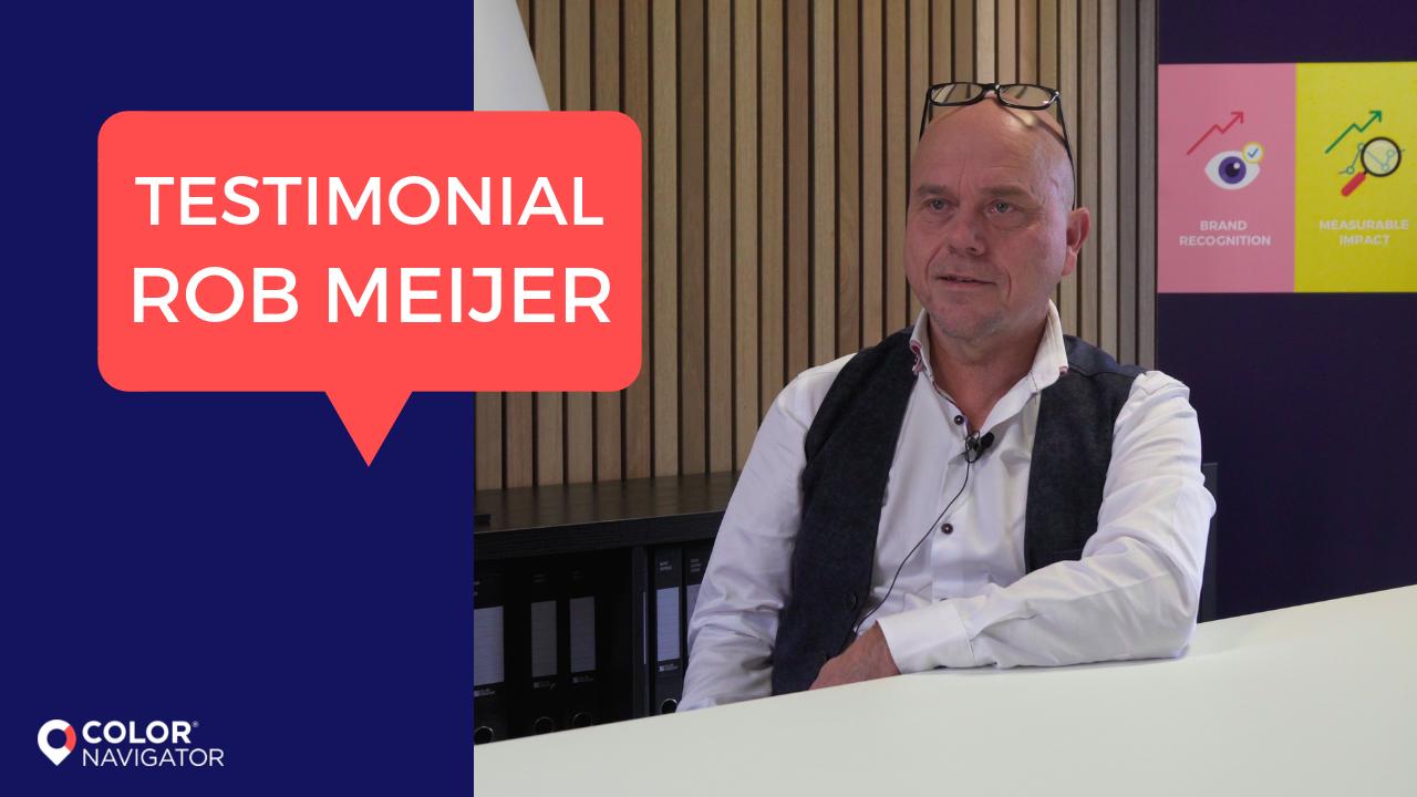 Testimonial Rob Meijer