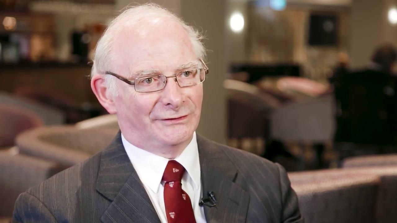 Ryman Prize 2017 winner Prof St George Hyslop