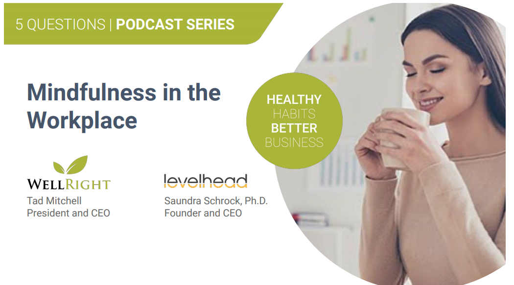 FINAL5 Questions - Mindfulness in the workplace
