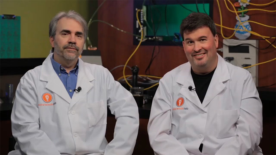 SolarWinds Lab #1: Virus in a Haystack