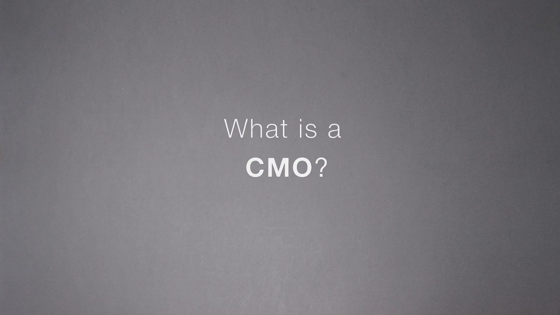 What is a CMO 19201080