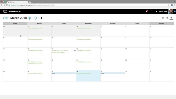 WMJ - Calendar 20180619