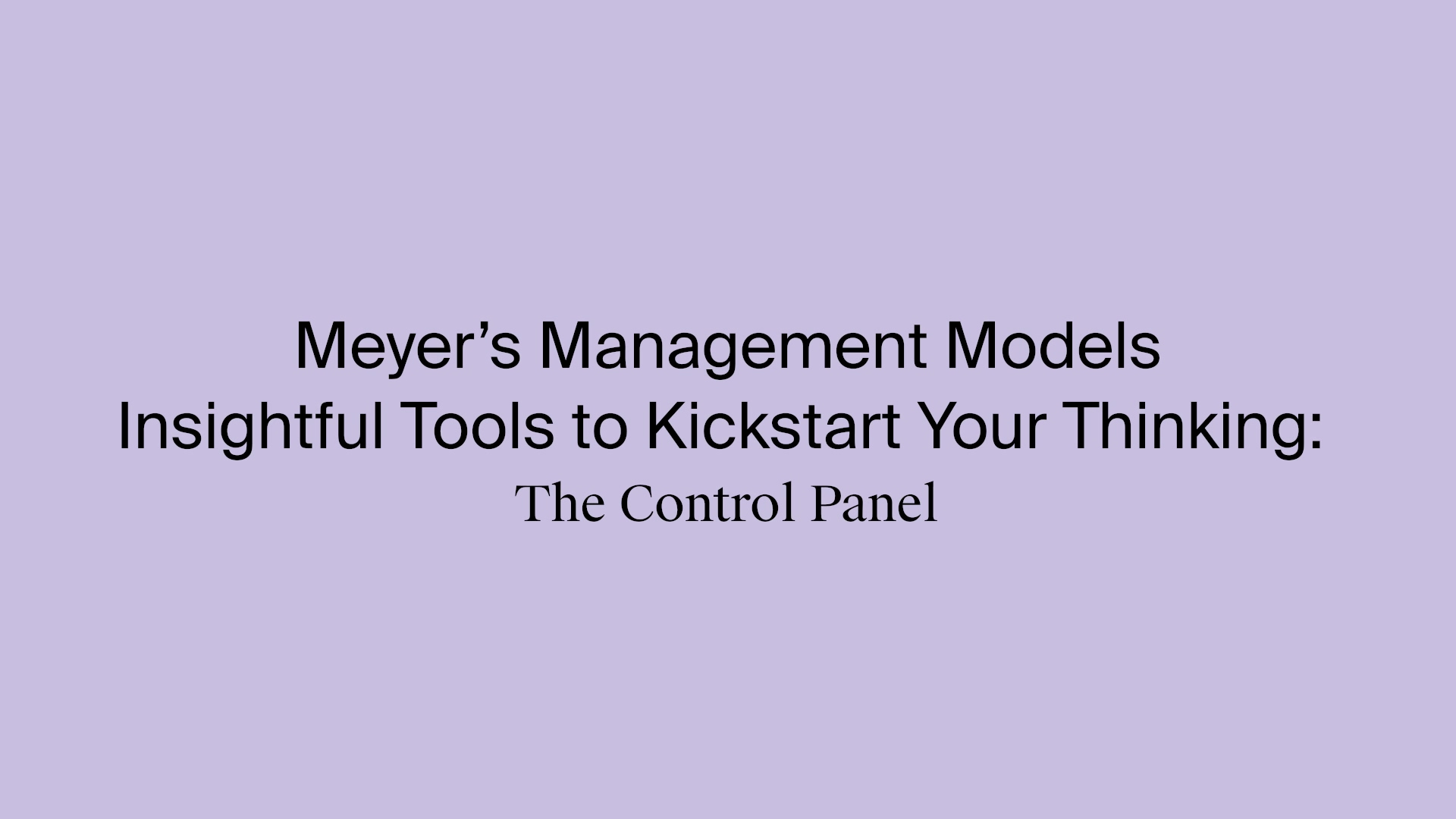 11_Ron_Meyer_Control Panel_Youtube
