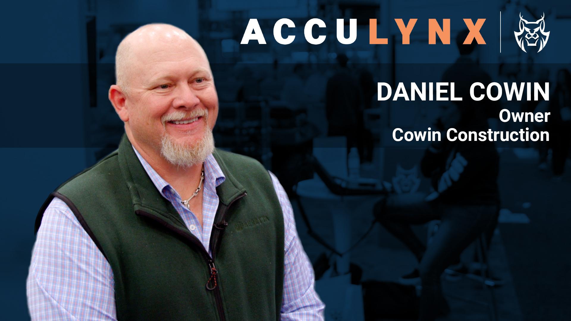 Acculynx_IRE_Daniel Cowin_VIDEO