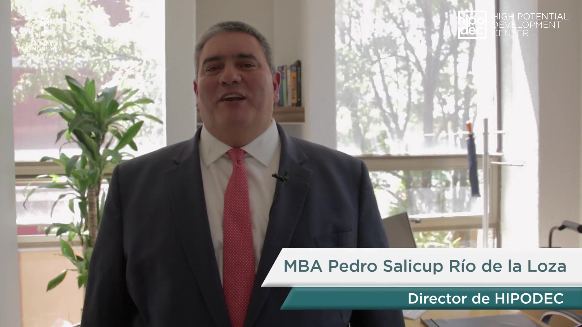 Video Hipodec - Pedro Salicrup