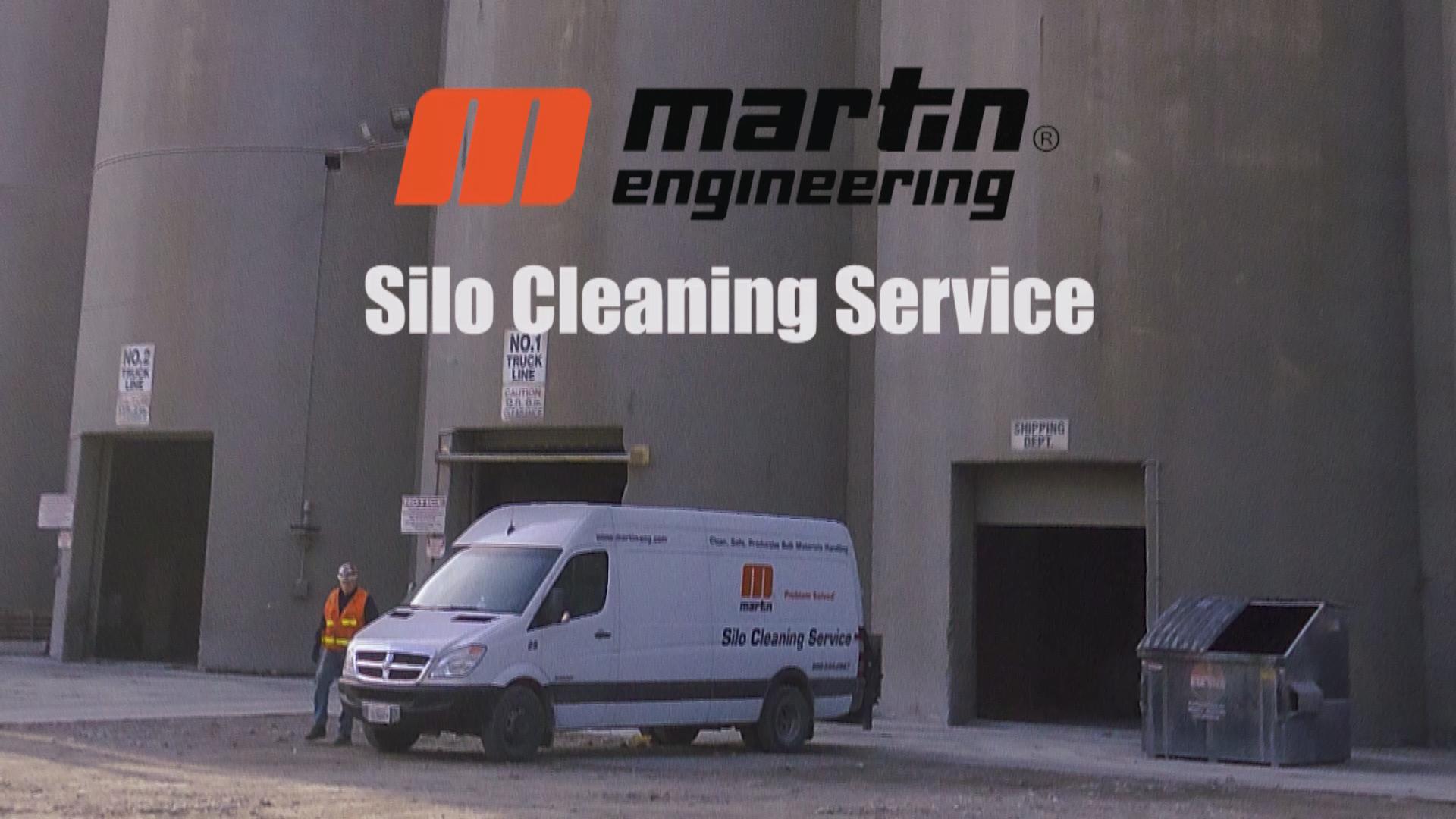 Martin Silo Cleaning_Preventative Maintenance