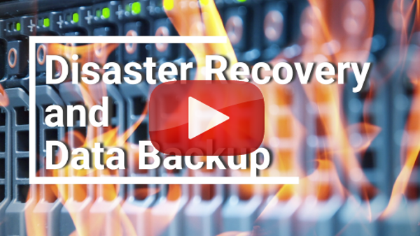 Disaster Recovery and Data BackupV4