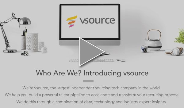 Meet vsource - the tech enabled talent sourcing platform