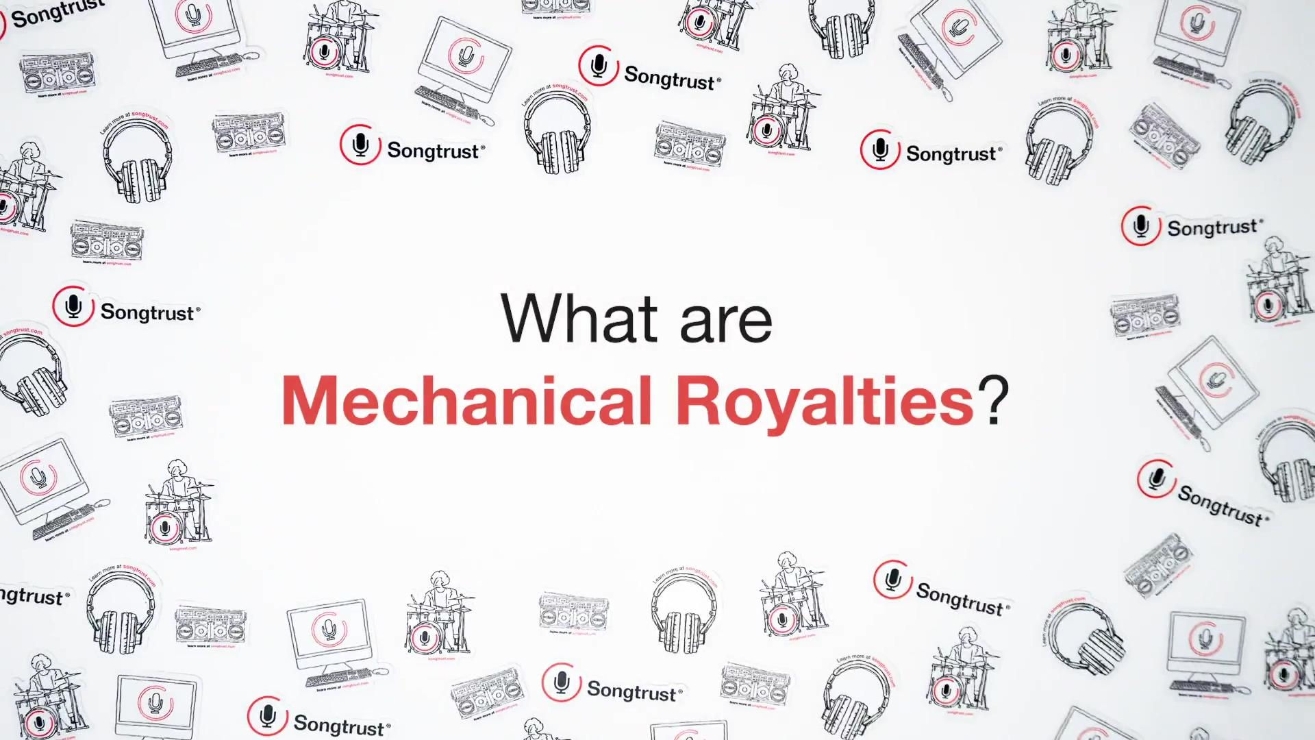 [Term] Mechanical Royalties.R