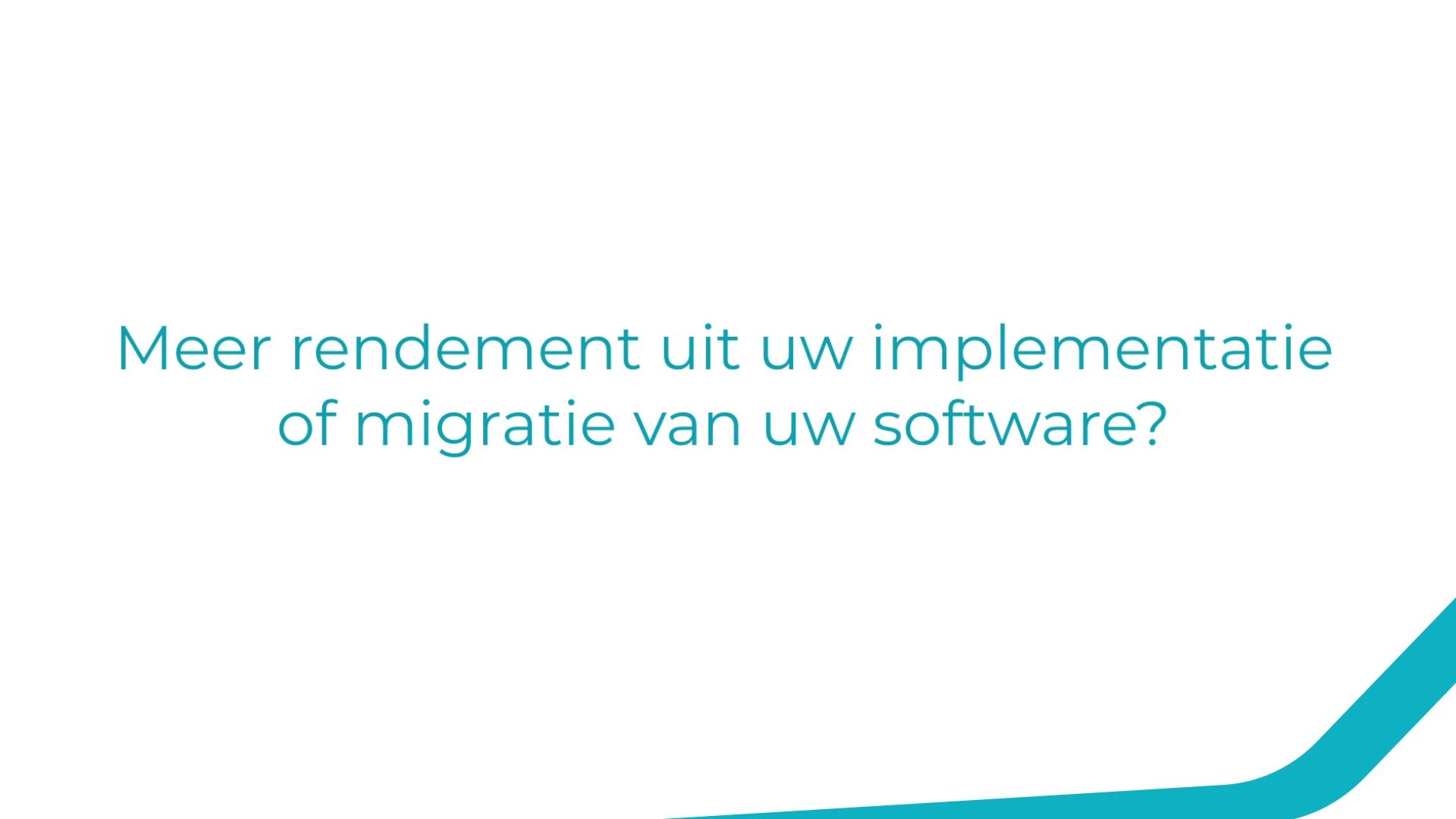 Implementaties (1)