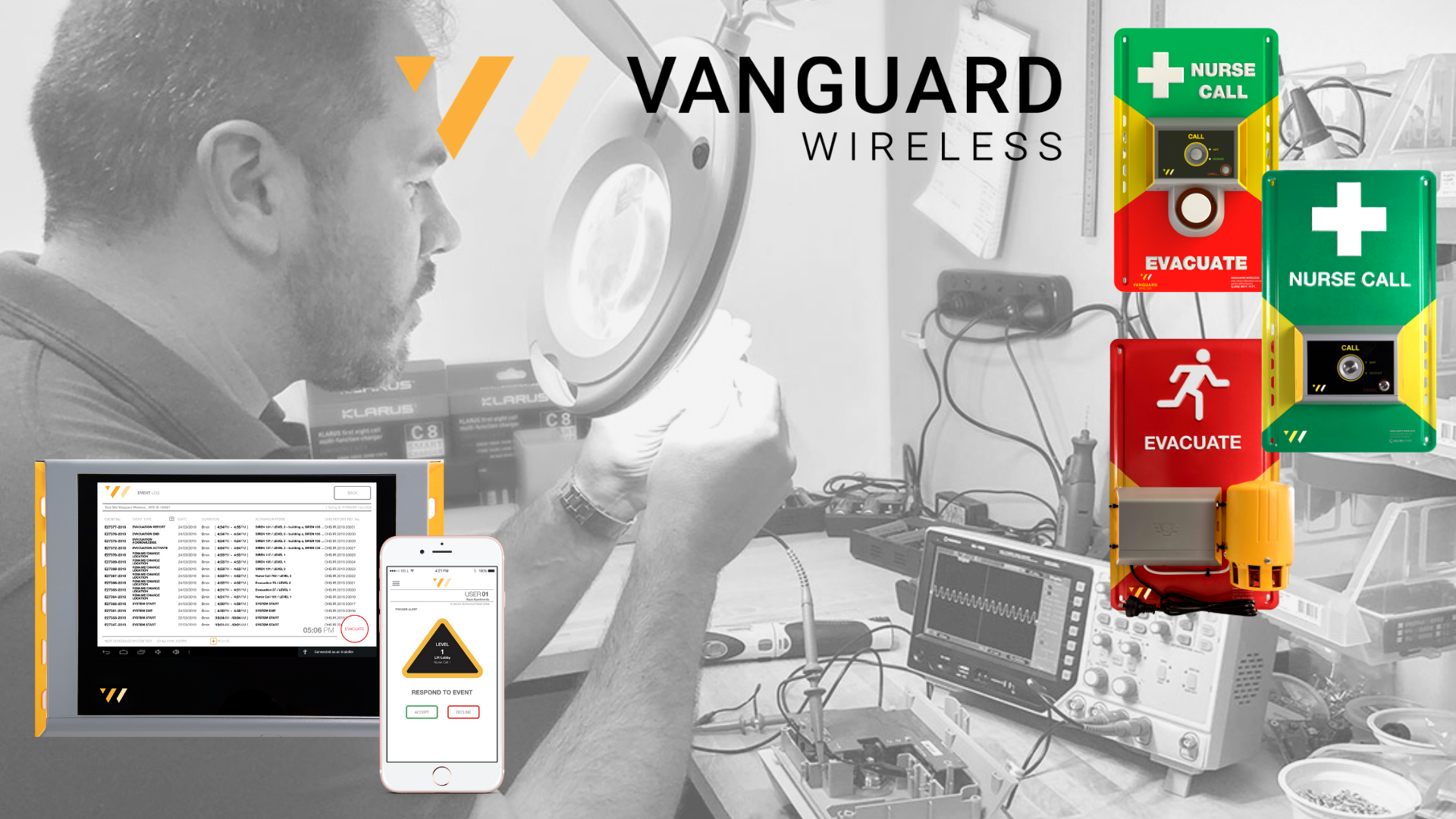 Two Minutes With Igor Kazagrandi - Vanguard Wireless CEO