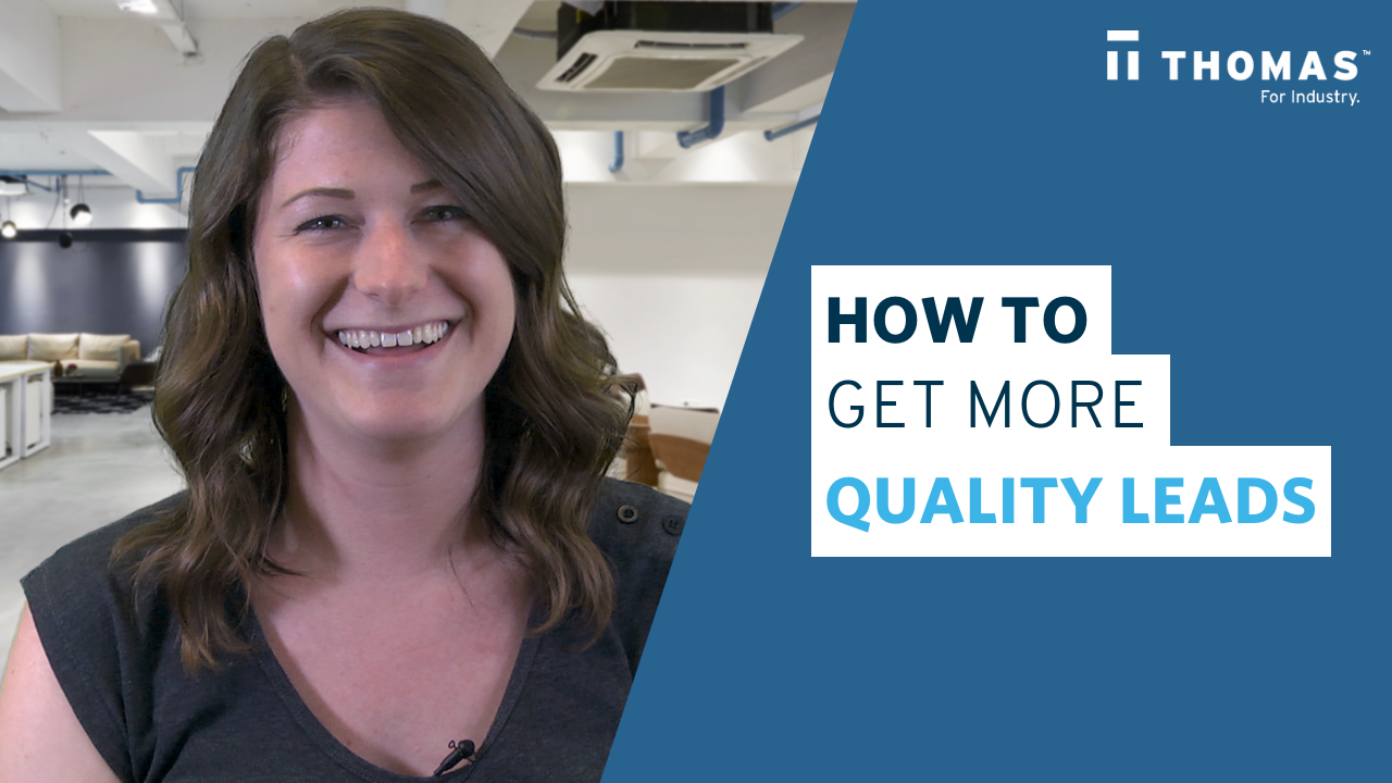 How To Get More Quality Leads