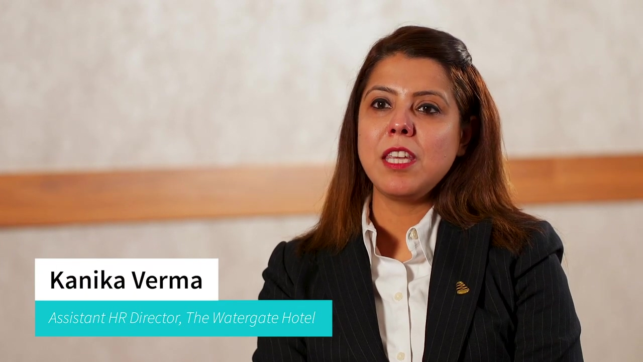 Watergate Hotels Assistant HR Director Explains How They Ensure Every Employee Stays Informed