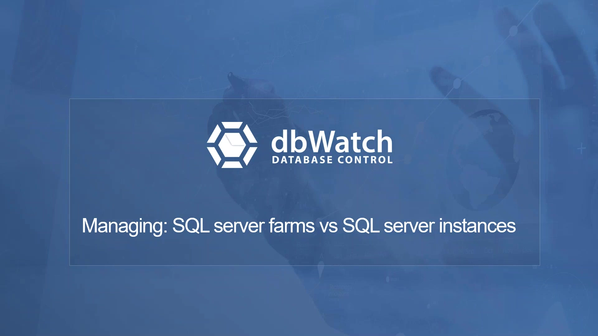 2019-10-15 18.00 Giveaway 2 PASS Summit Comps _ Managing SQL server farms vs managing SQL Server Ins
