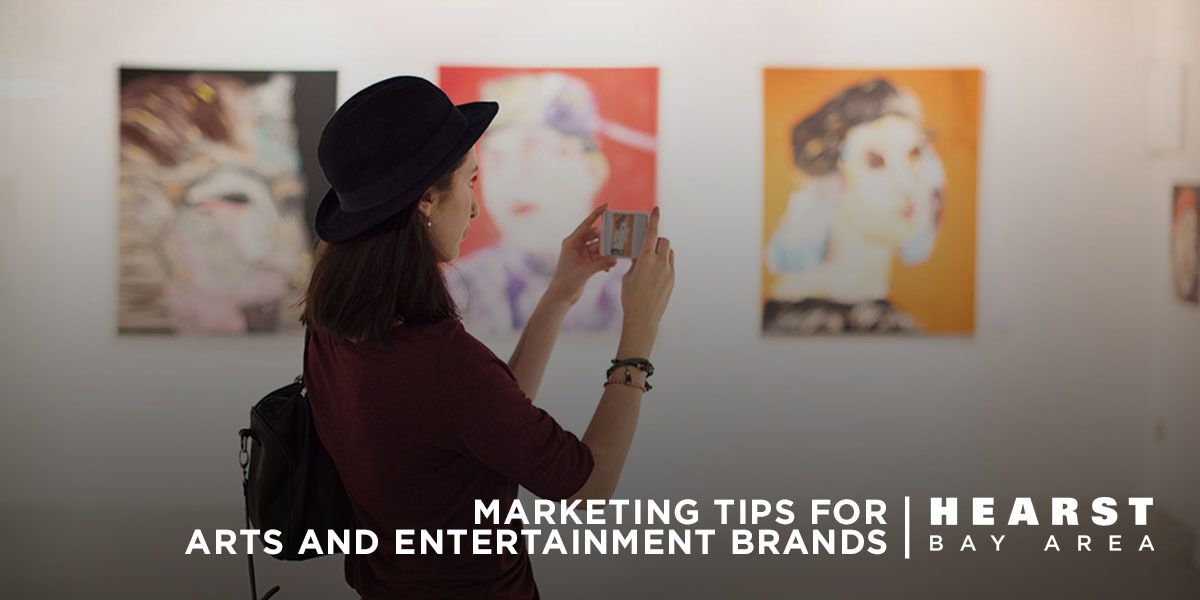 Arts and Entertainment Marketing Tips