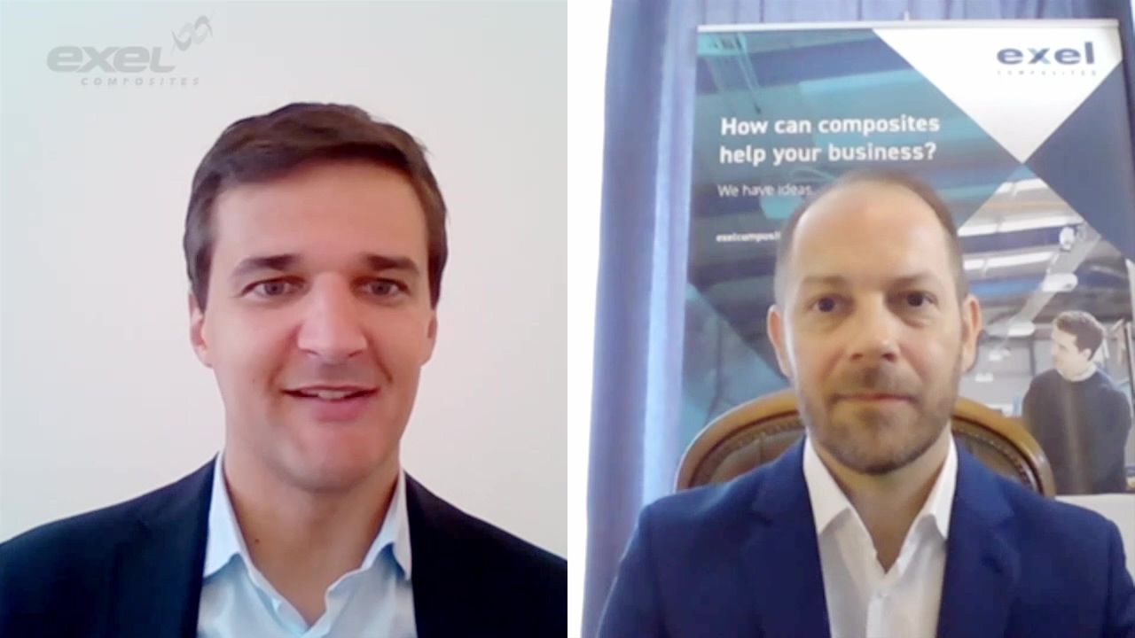 Exel Composites Q120 video interview with CEO Riku Kytömäki