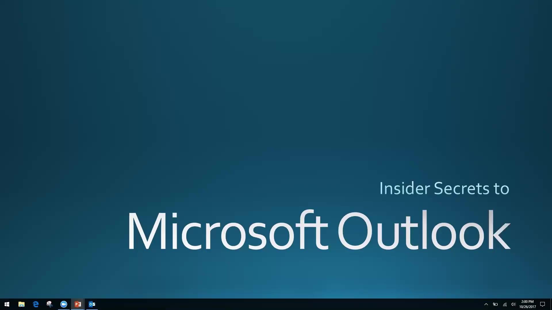 Microsoft _Outlook