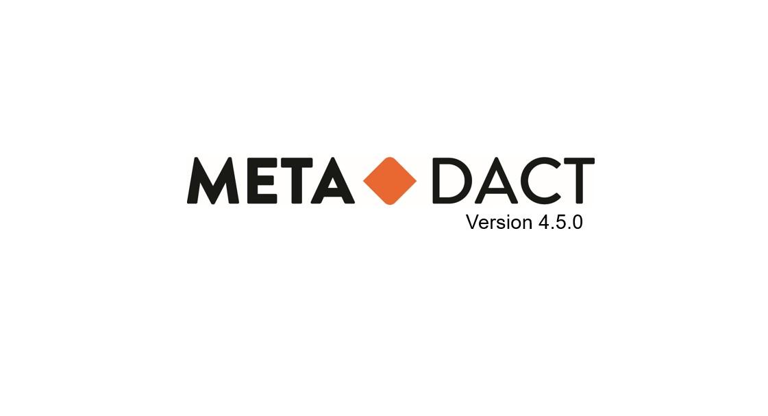 Q3 2019 Metadact Update Video