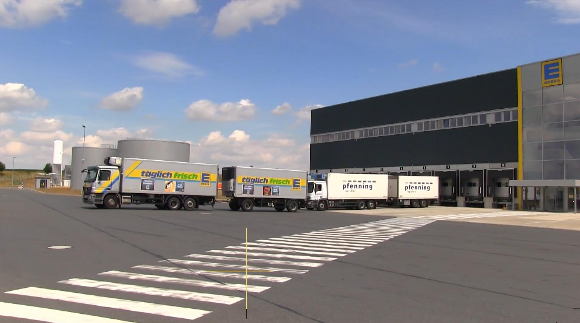 pallet scanning logistics applications cognex