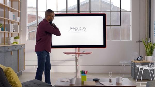 3. Google Jamboard