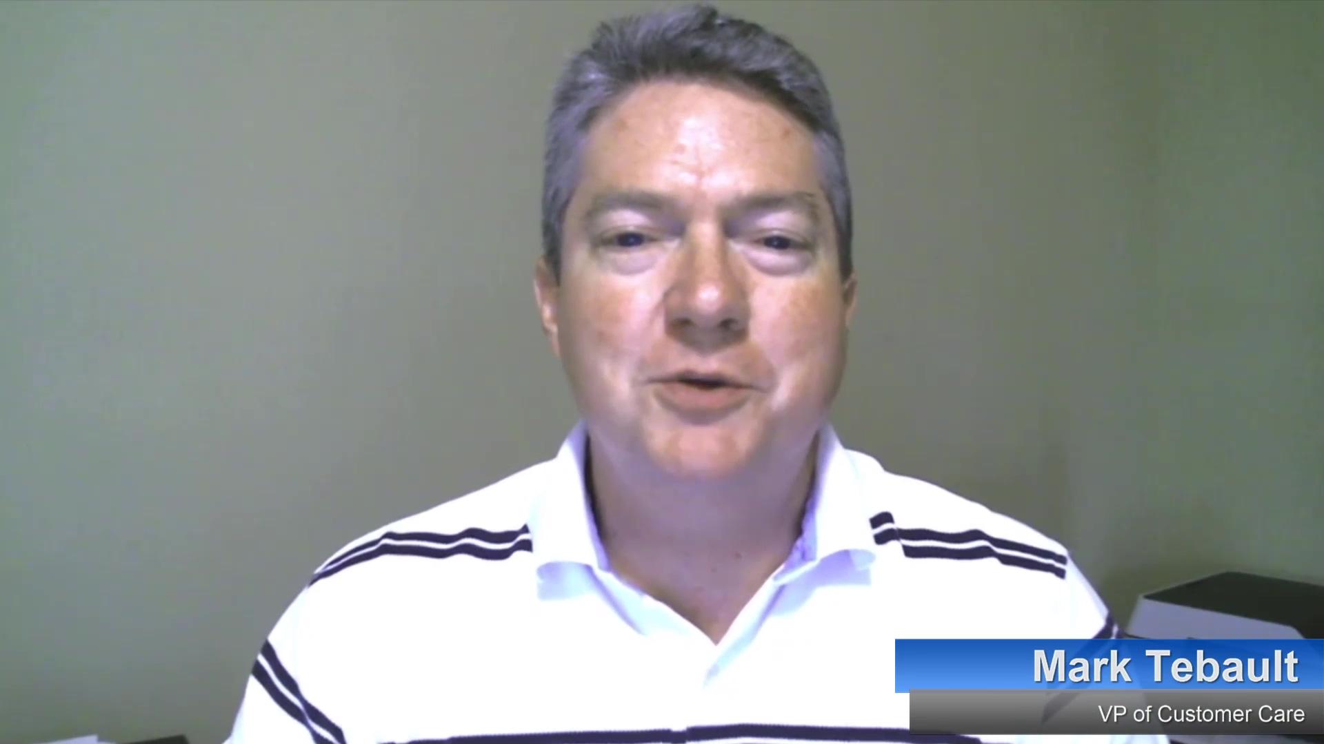 Mark COVID 19 video