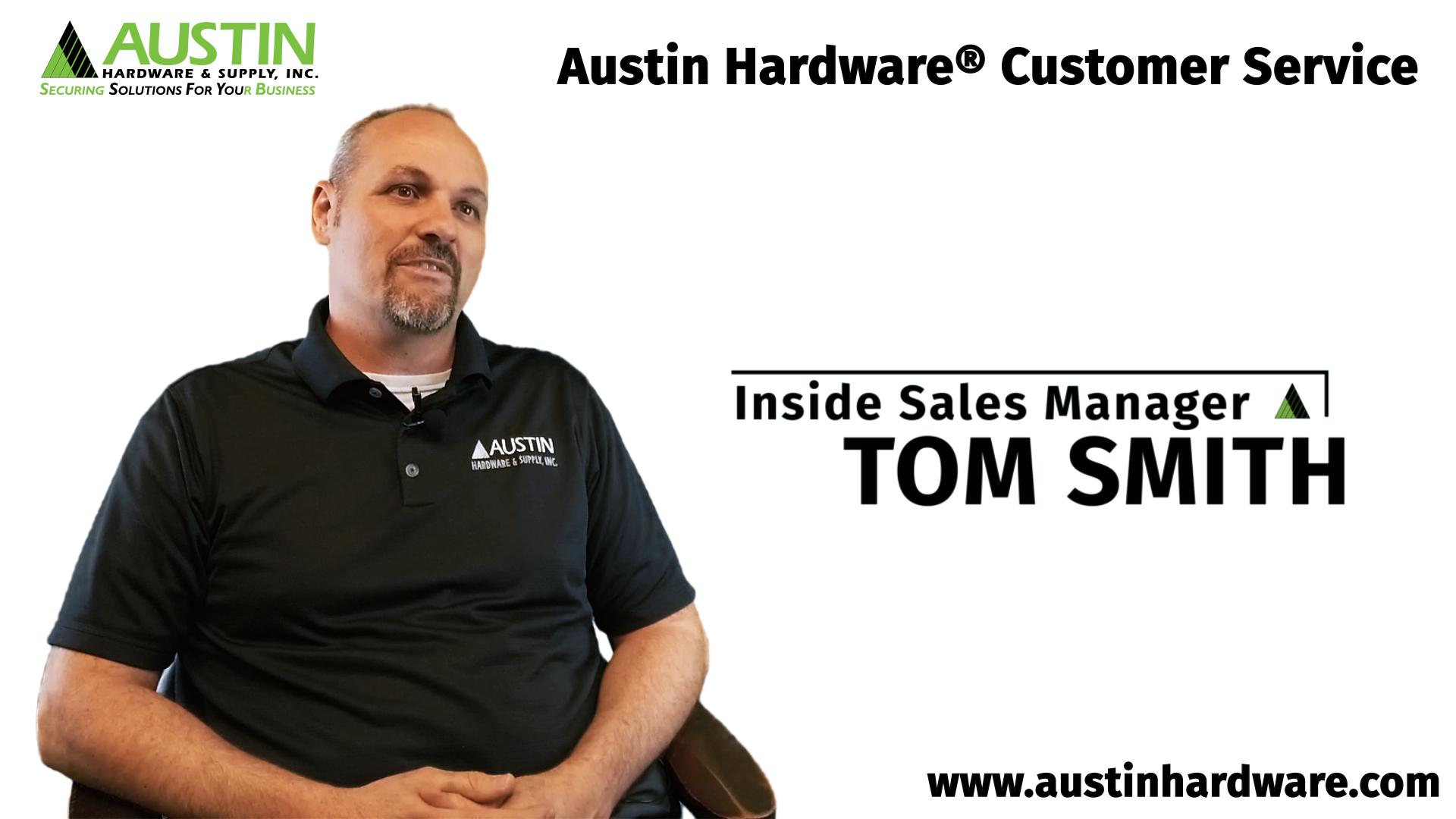 Austin Hardware®_Customer_Service_V1