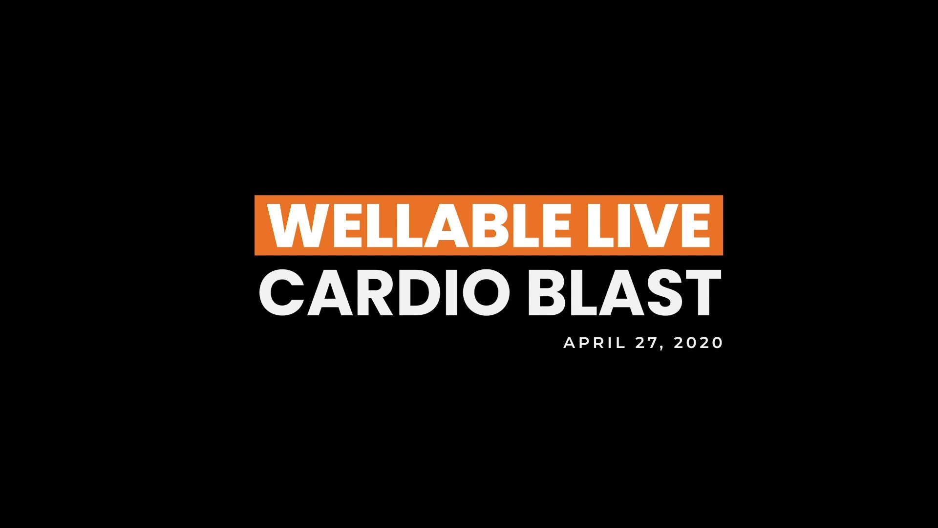 20 0427 Wellable Live
