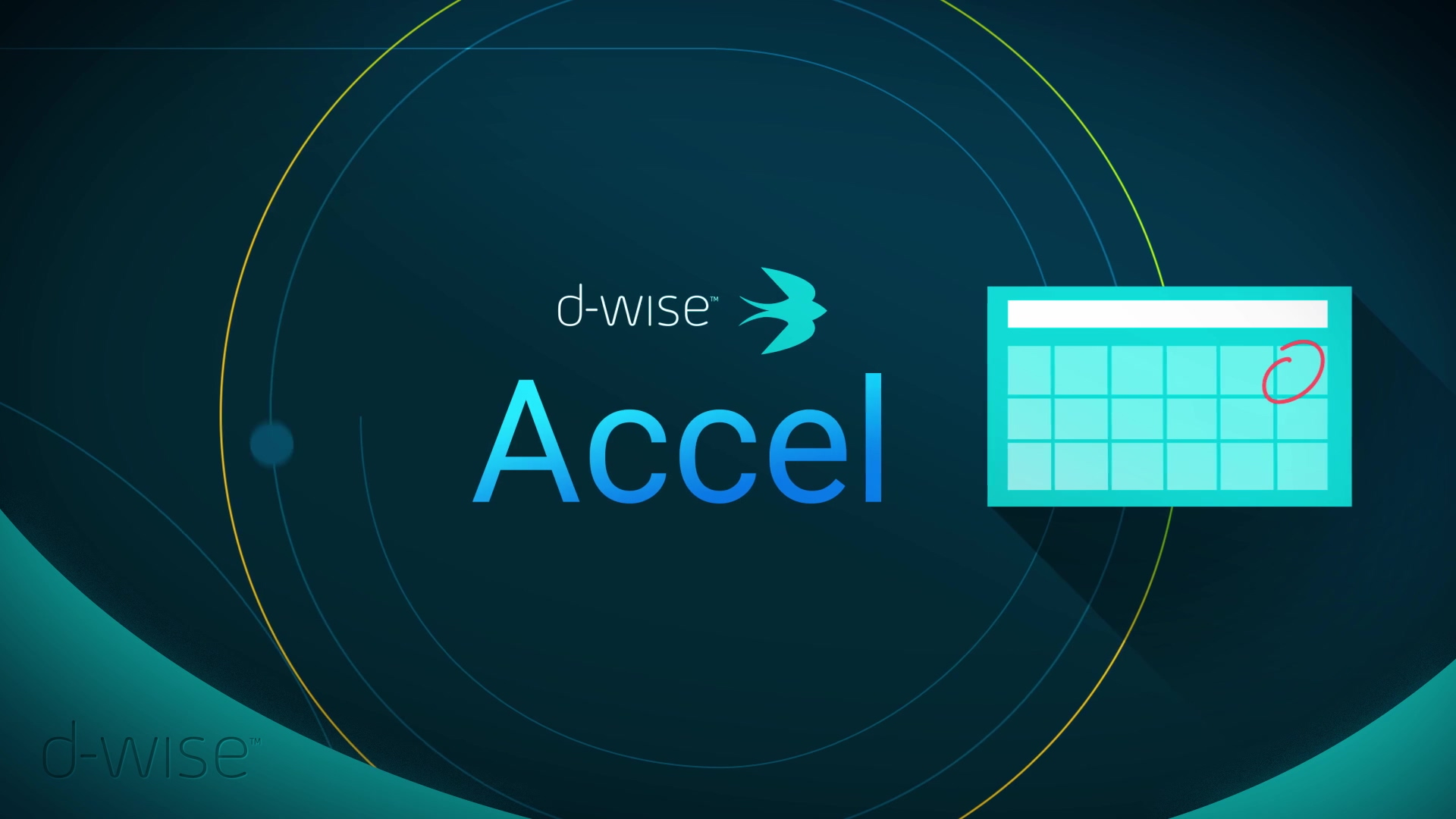 d-wise Accel Animation