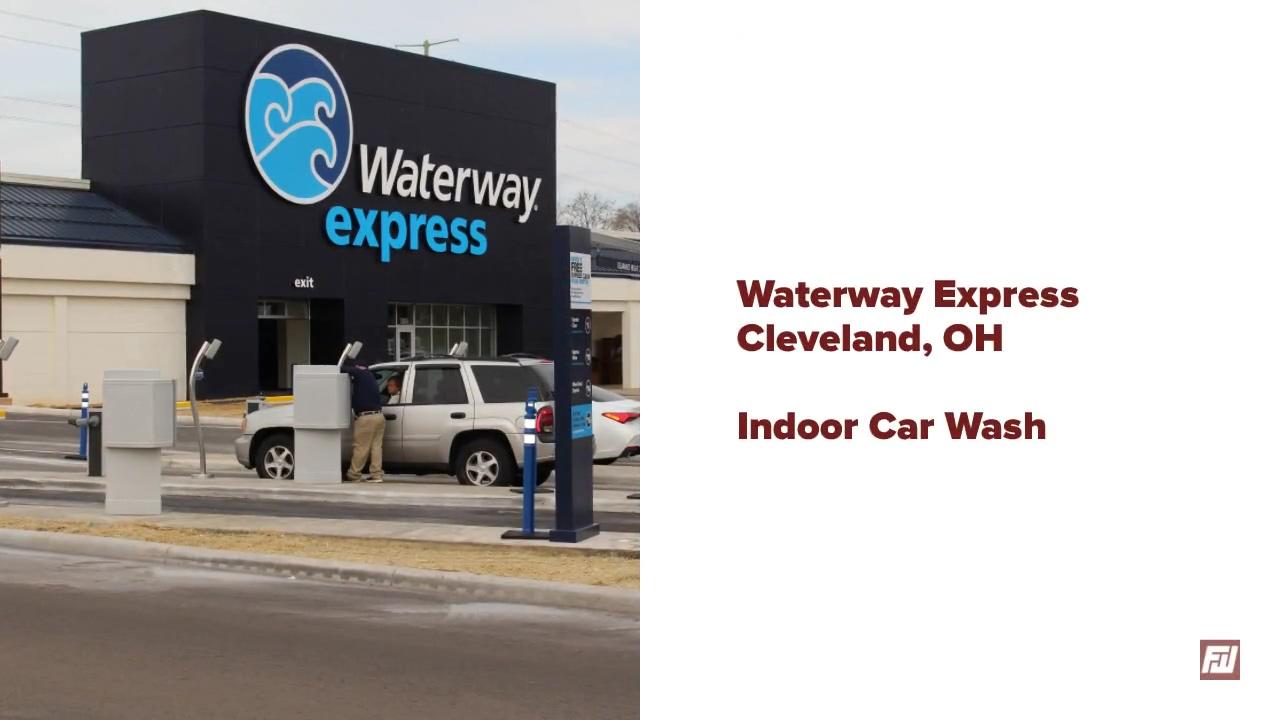 Waterway Express Cleveland