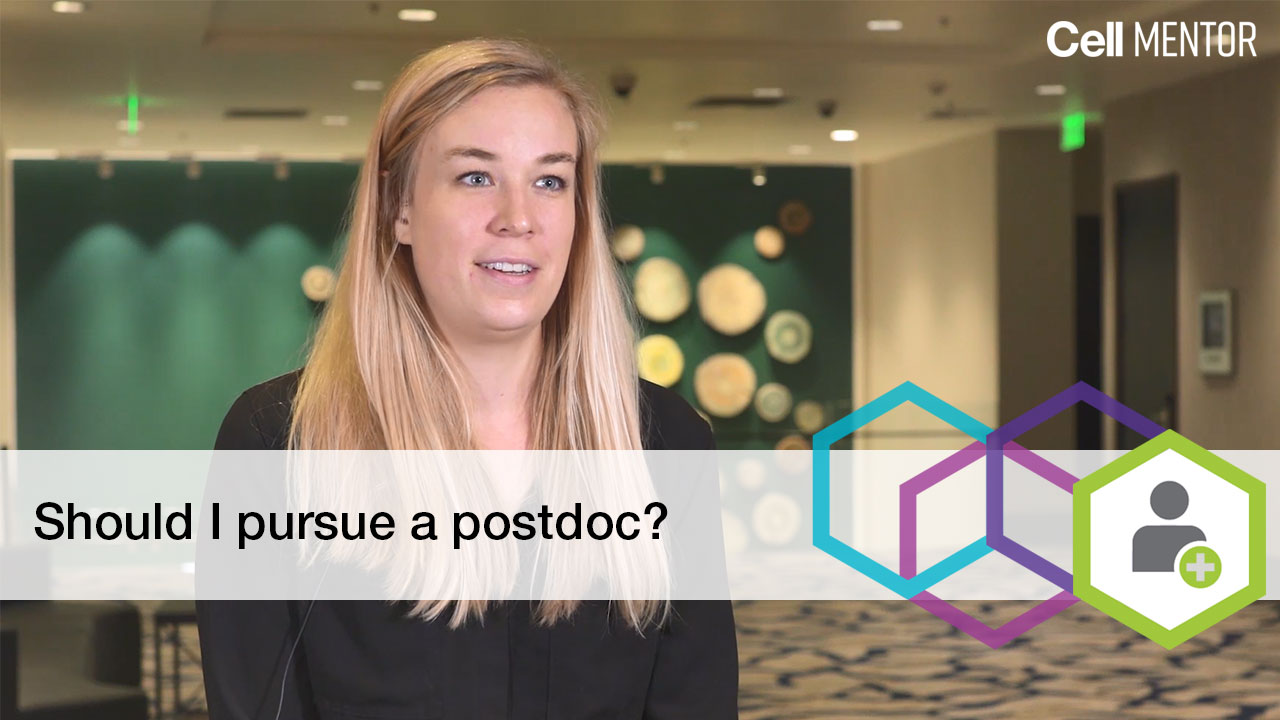 Get Hired - Should I pursue a postdoc