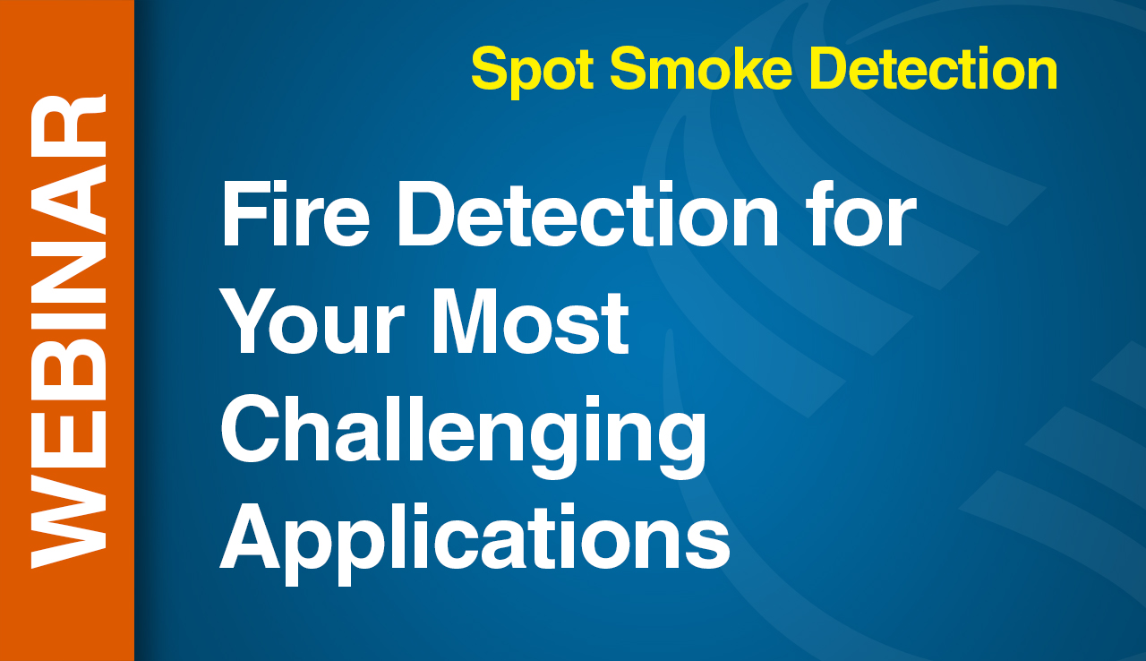 Smokefire Webinar Fire Detection For Your Most Challenging Addressable Duct Smoke Detector Wiring Diagram Applications System Sensor