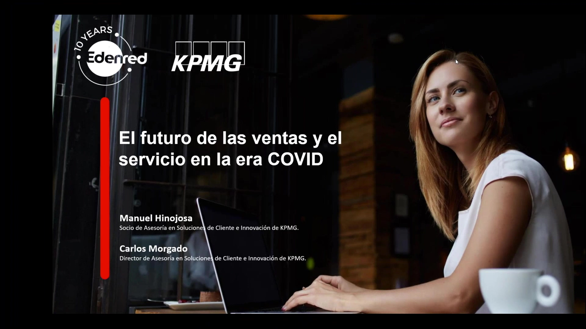 Clip el futuro de las ventas y el servicio en la era COVID