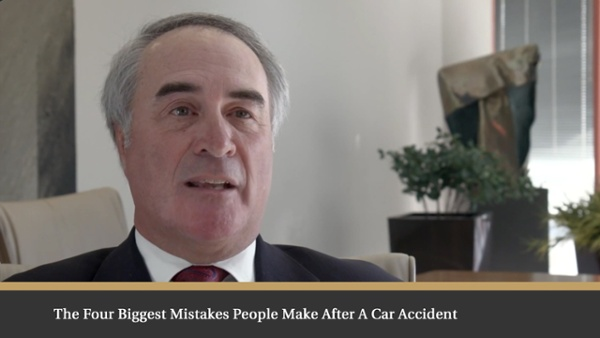 The four biggest mistakes after a car accident. Tips from a Milwaukee Car Accident Lawyer