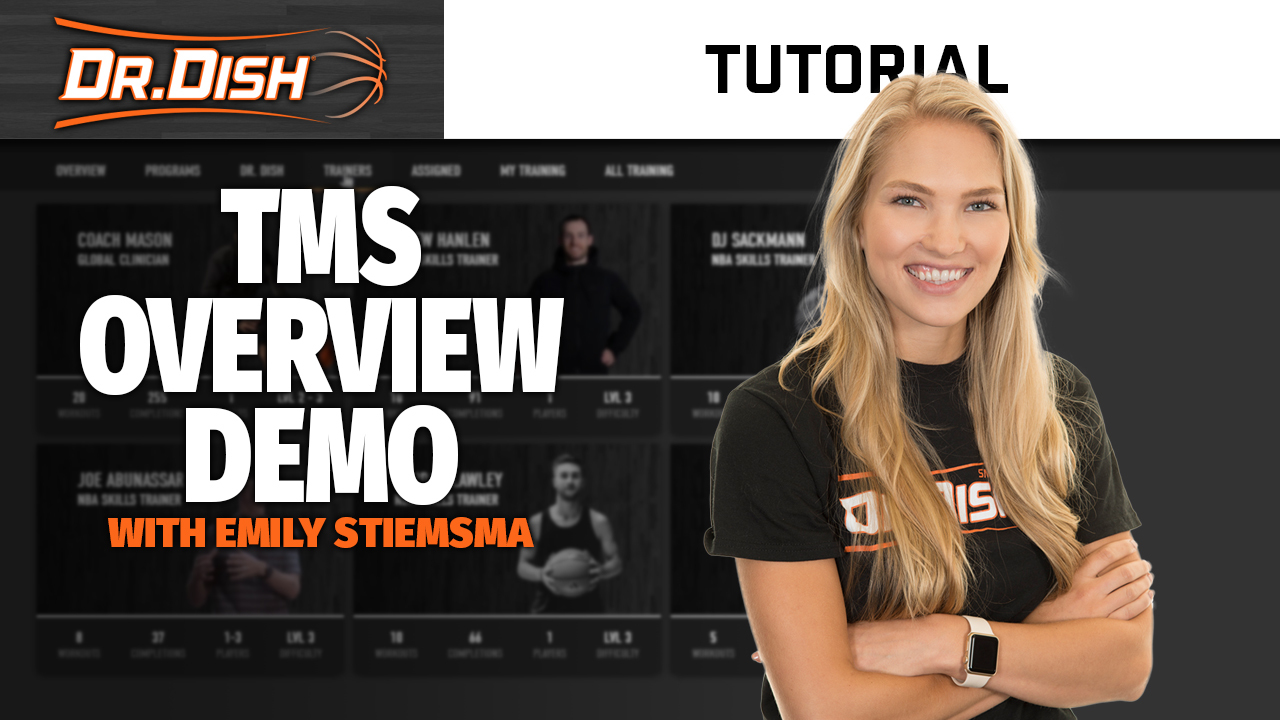 TMS Demo Overview FINAL