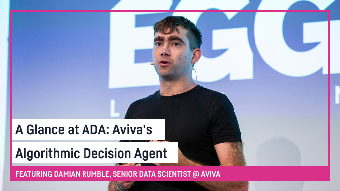 A Glance at ADA: Aviva's Algorithmic Decision Agent
