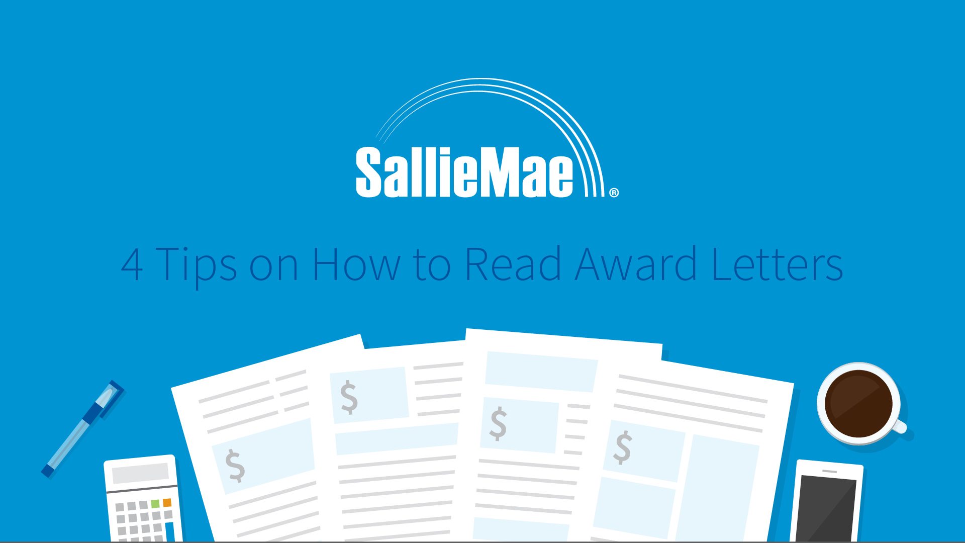 how to read your financial aid award letters