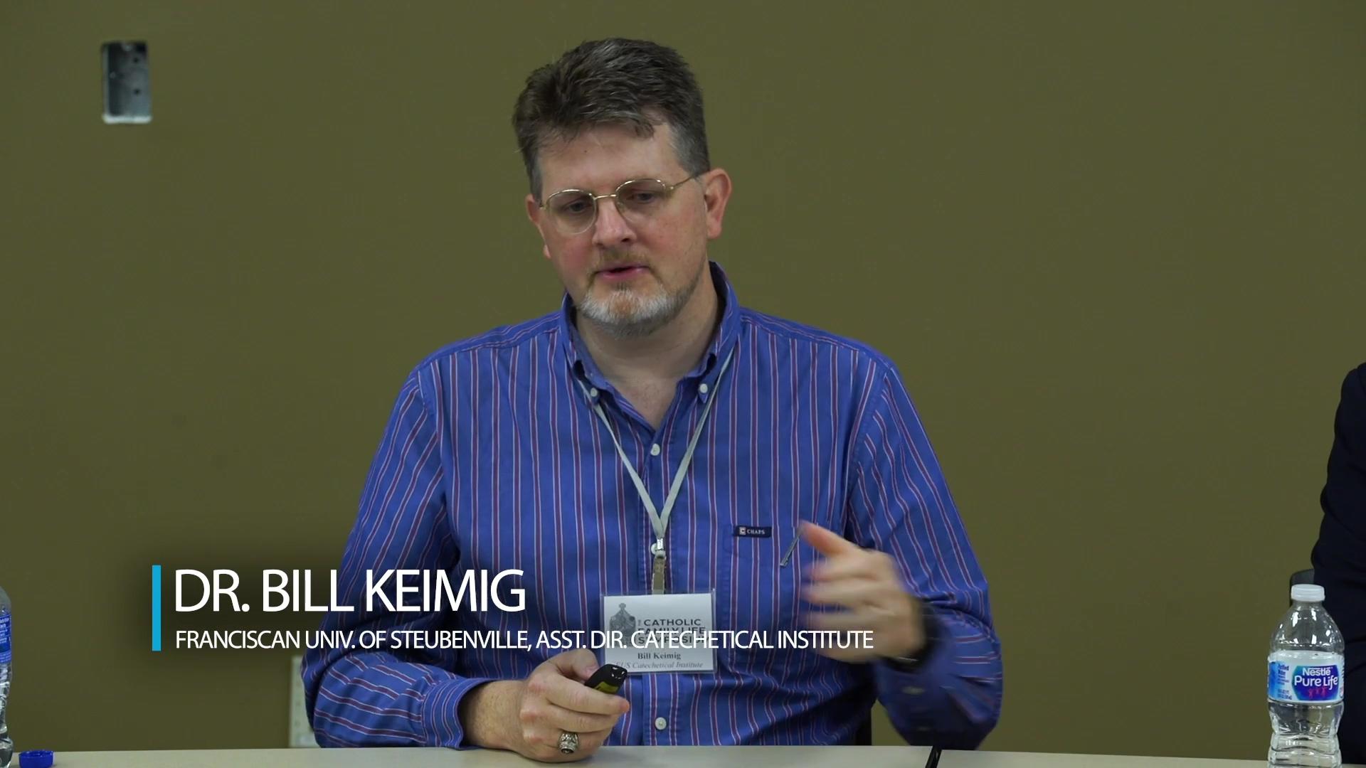 Dr. Bill Keimig