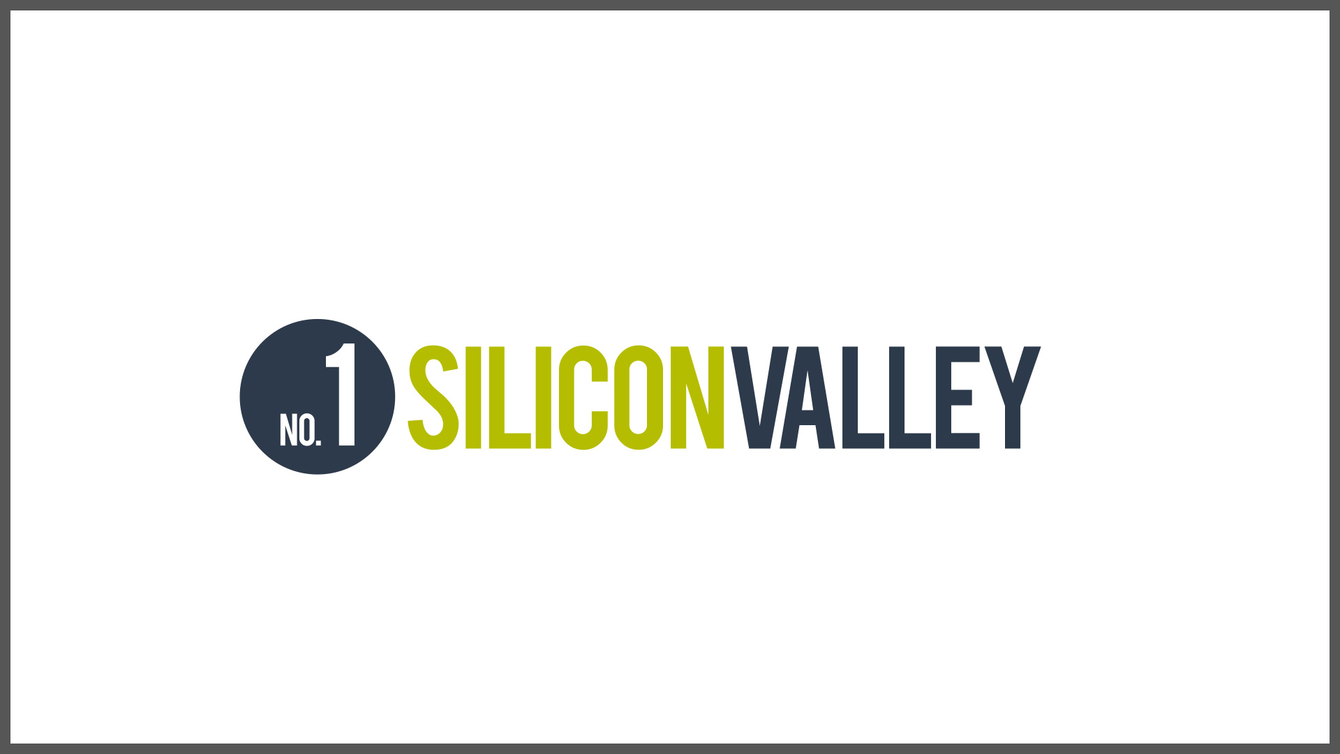 Top Tech Cities - No1 - Silicon Valley