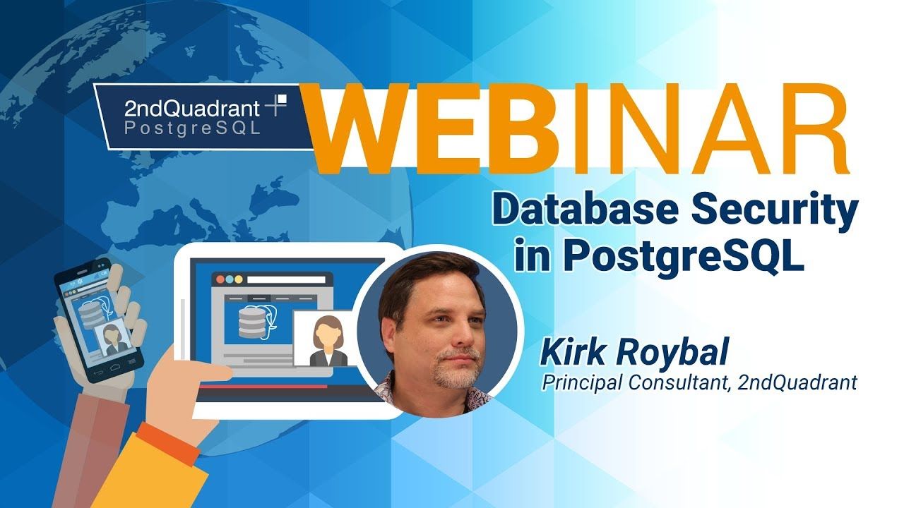 Database Security in PostgreSQL by Kirk Roybal_Large
